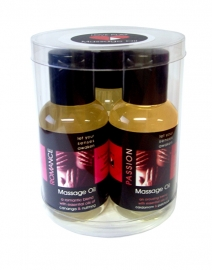 MASSAGEOLIE GIFTBOX 3 x 50 ml - LOVE PLAY B