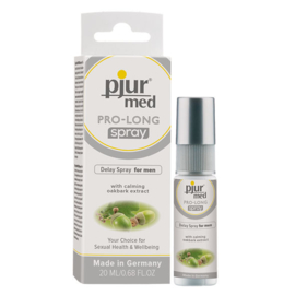 PJUR - VERTRAGENDE SPRAY 20 ML