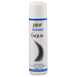 PJUR -WOMAN GLIJMIDDEL WATERBASIS 100 ML