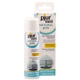 PJUR  - MED NATURAL GLIJMIDDEL 100 ML
