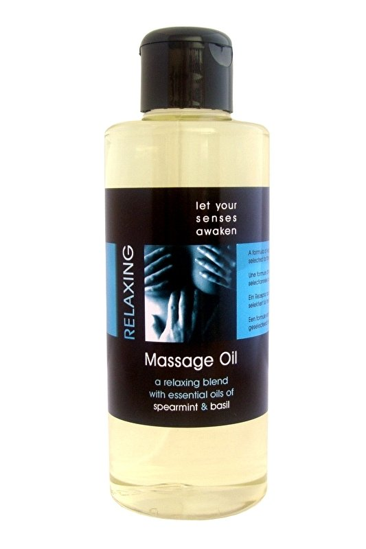 MASSAGE OLIE RELAXING 200 ml - LOVE PLAY
