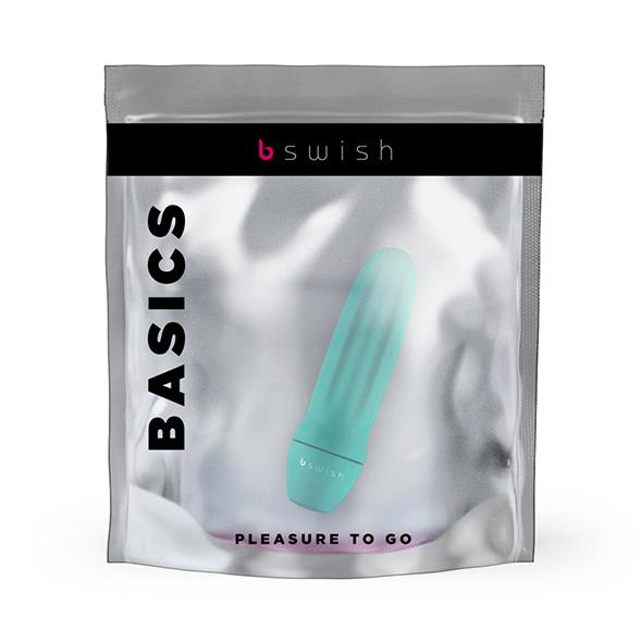 BMINE BASIC BULLET VIBRATOR GROEN - BSWISH
