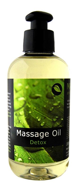 Massu Massage olie DETOX 200 ml