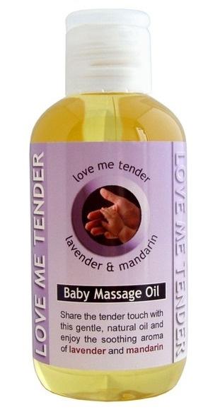 Baby Oil Massage - Love Me Tender 150 ml