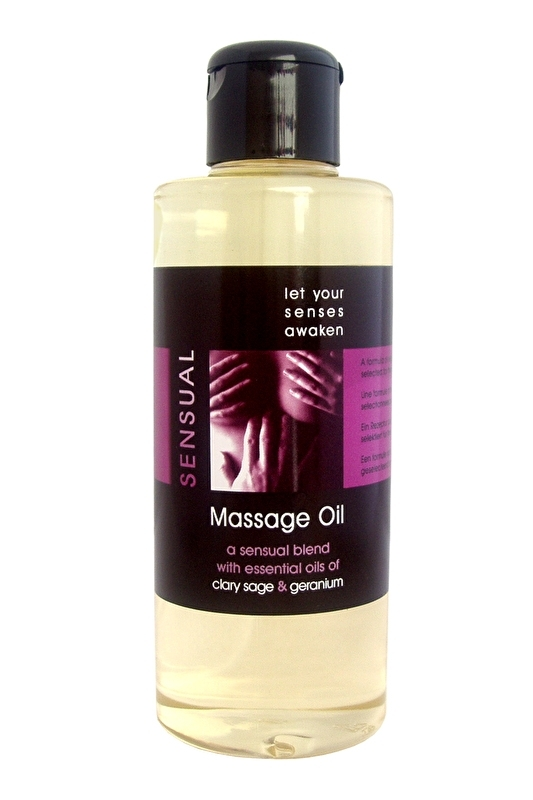 MASSAGE OLIE SENSUAL 200 ml - LOVE PLAY