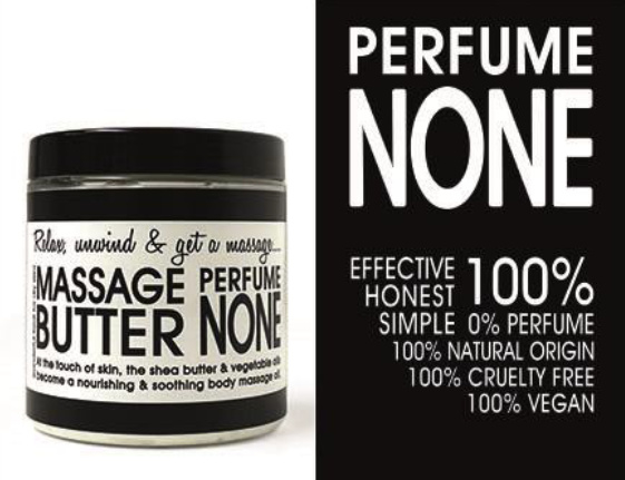 BODY BUTTER - NONE (zonder parfum) 150 ml