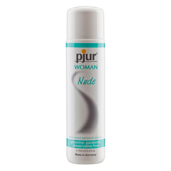 PJUR - WOMAN NUDE  GLIJMIDDEL 100 ML