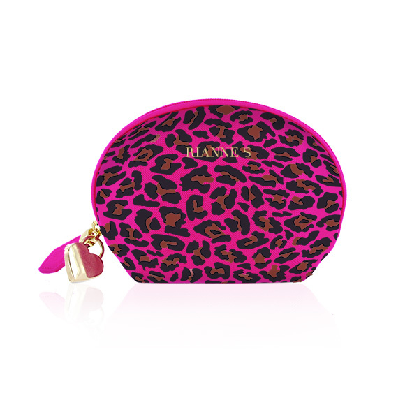 LOVELY LEOPARD MINI WAND ROZE - RIANNE S