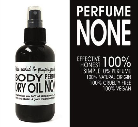 DRY OIL SPRAY - NONE (zonder parfum) 150 ml