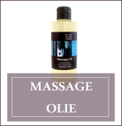 Massage olie
