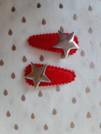 Rood met ster
