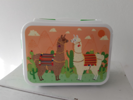 Broodtrommel, alpaca