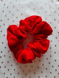 Scrunchie, rood
