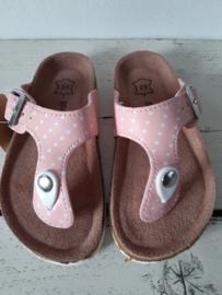 Slippers voor moeder en dochter, roze
