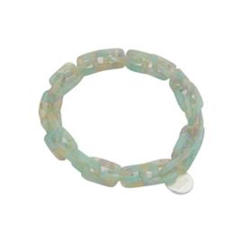 biba chain lichtblauw/zilver
