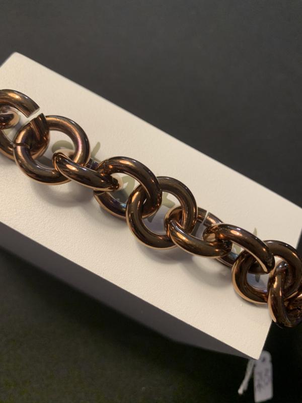 Armband Bronze RVS
