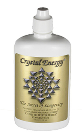 Crystal Energy (Hunza Water)