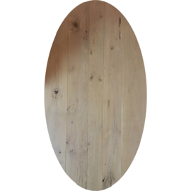 Eettafel Oak Ovaal