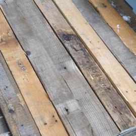 Wandbekleding Timber