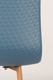 Eetkamerstoel Shield Blue