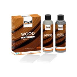 Royal Wood Care Kit Matt Polish