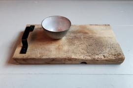 Broodplank Oak Steel