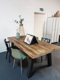 Eettafel Lumber (100 cm breed)