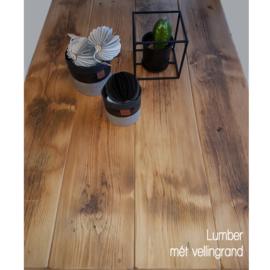 Eettafel Lumber (120 cm breed)