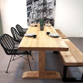 Eettafel Lumber