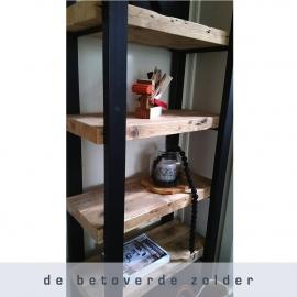 Boekenkast Timber