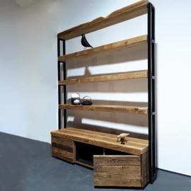Wandkast Timber