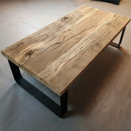Salontafel Ruig (80 cm breed)