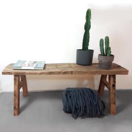 Bankje Ruig (all wood)