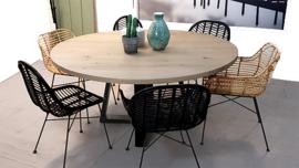 Eettafel Round Oak