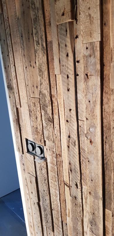 Mooie Houten Plank Voor Aan De Muur.Wandplanken De Betoverde Zolder