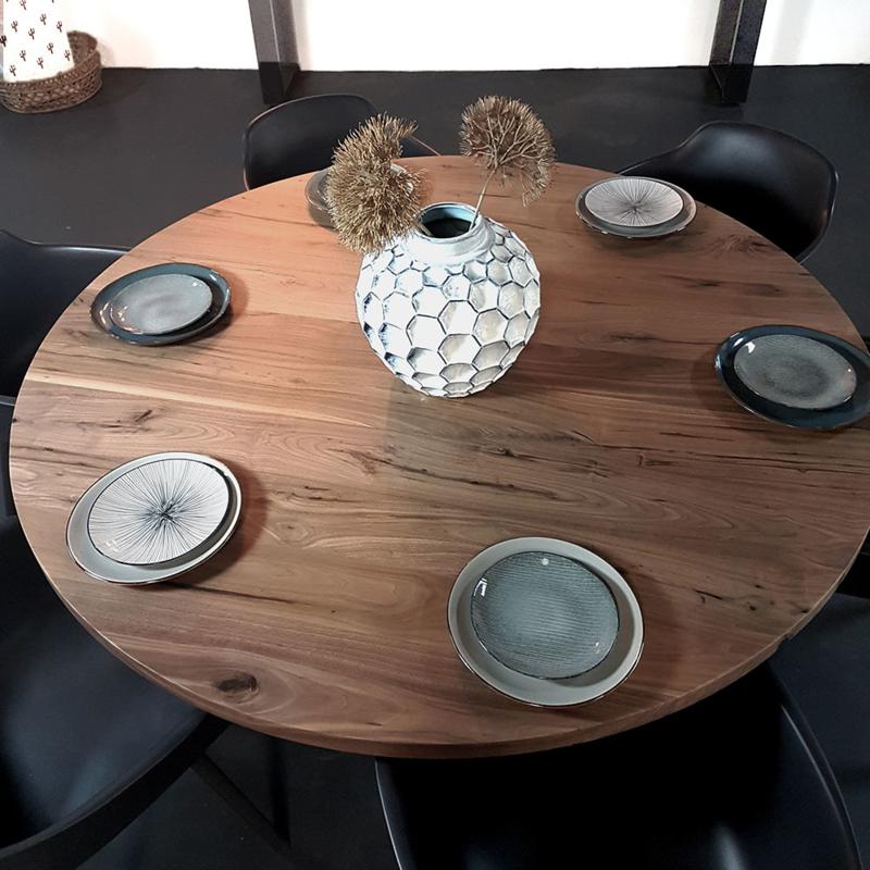 Eettafel Round Nuts
