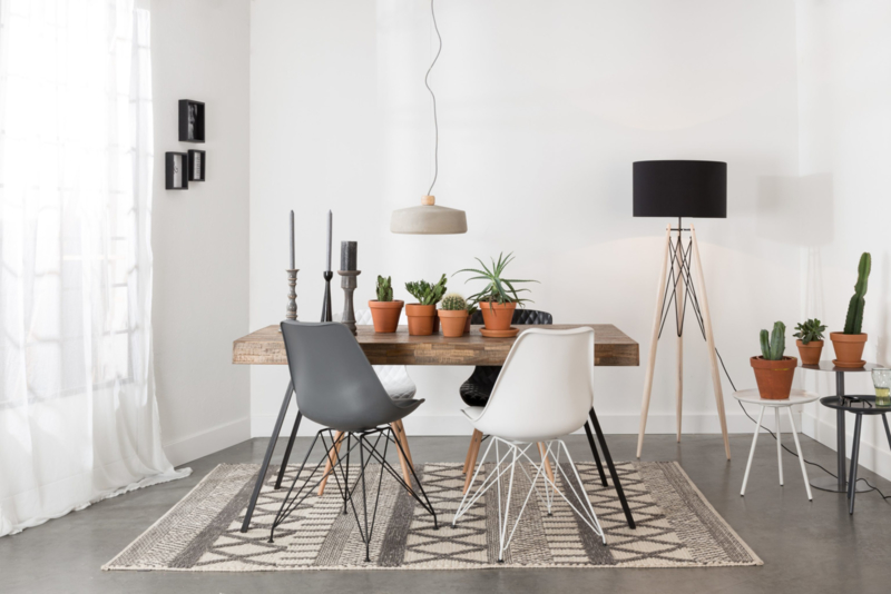Side table Grey
