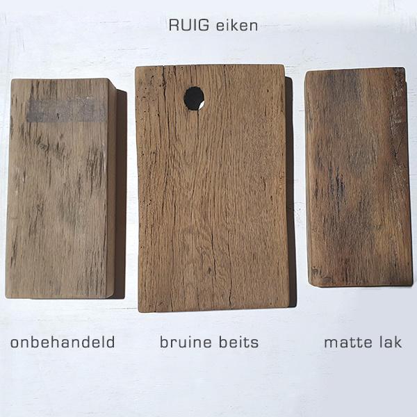 Wandplank Ruig Blind