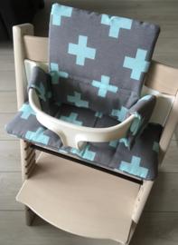 Kinderstoel kussenset 'Plus'