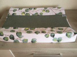 Aankleed kussenhoes 'Groenliefde'