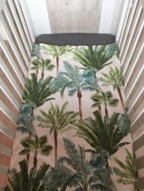 Laken 'Palmen kleur'