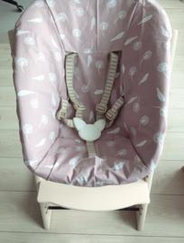 Newborn 'Pink Dandellion'