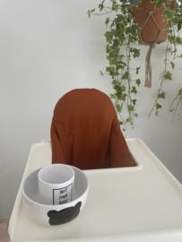 Ikea kussenset Terracotta