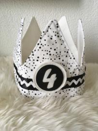 Kroon Wit-zwart