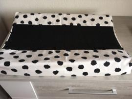 Aankleed kussenhoes 'Big Dots'