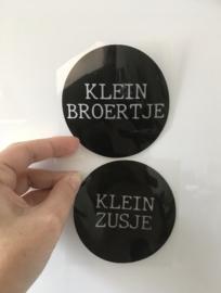 Klein Broertje/ Klein zusje