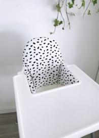 Ikea kinderstoel kussenset