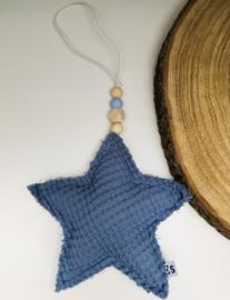 Hanger blauw