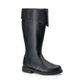 laarzen met ruime schacht
