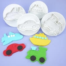 Pavoni voertuigen set 4